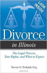 Divorce in Illinois Book