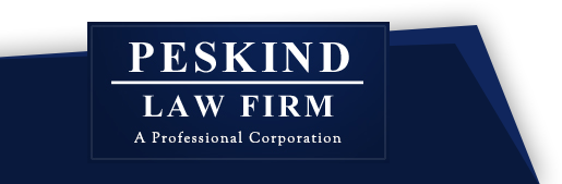 Peskind Law Firm Logo